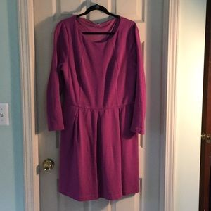Purple Boden USA dress